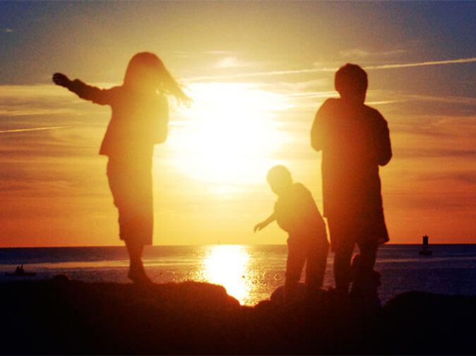 Kids on beach. Image: Jennifer Rotner on Flickr