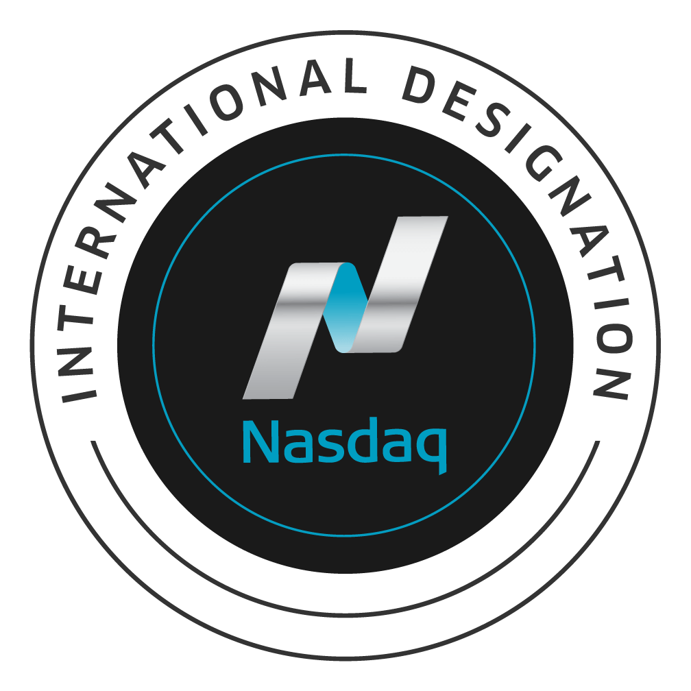 Nasdaq International Logo